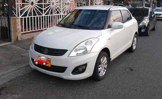 Hermoso Suzuki Swift Dzire Full 2014