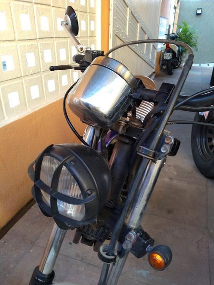 Honda Moto Trail Scramber