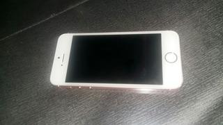 Aifone 5 Se 128 Gb Rosa Dourado Estado De Zero Sem Arranhõe
