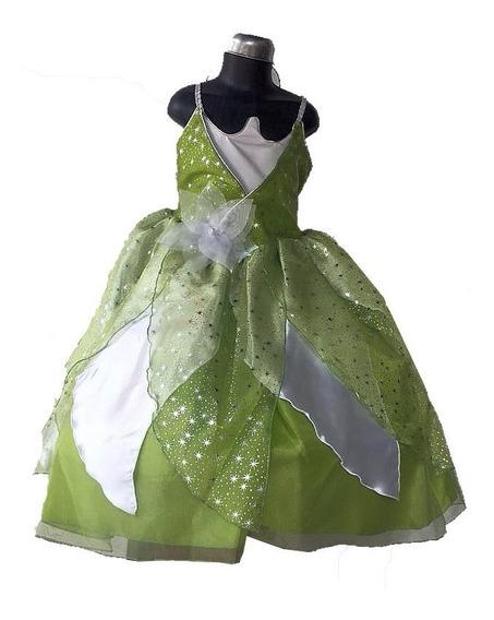 Vestido O Disfraz De La Princesa Tiana