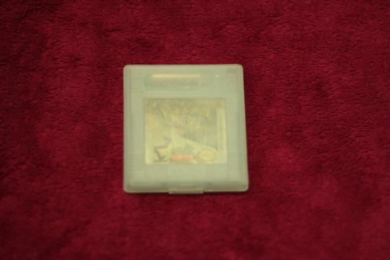 Jogo Pokemon Versão Silver Original Para Nintendo Game Boy