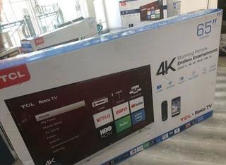 Tv Tcl 65 Pulgadas 4k Smart