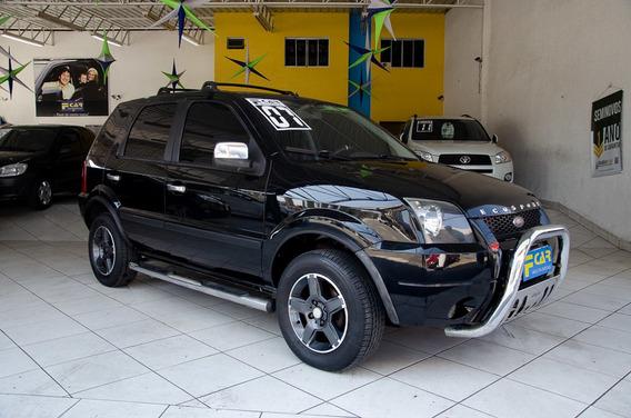 Ford Ecosport Xls 1.6 2007 Flex,completo,muito Nova!
