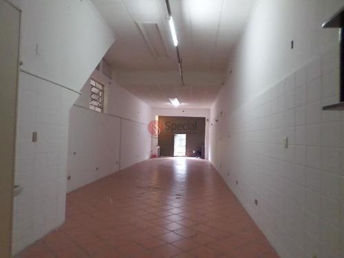 Salão Para Alugar, 50 M² - Tatuapé - São Paulo/sp - Ta7049