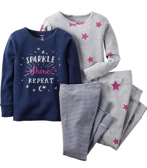 Pijama 4 Piezas Carter s