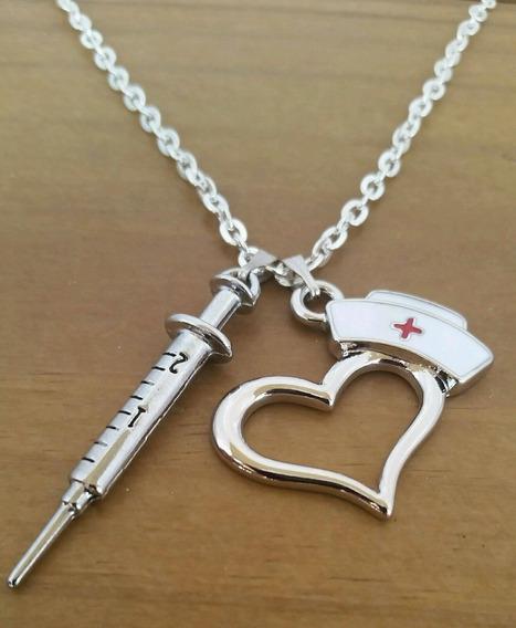 Collar Enfermera