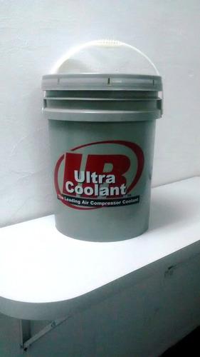 Aceite Ultra Coolant Ingerson Rand  De 5 Gal Y  55 Gal