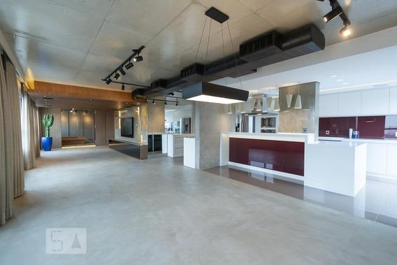 Apartamento Para Aluguel - Santo Amaro, 1 Quarto, 148 - 893000194
