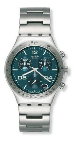 Relógio Swatch Blustery Original Ycs438g