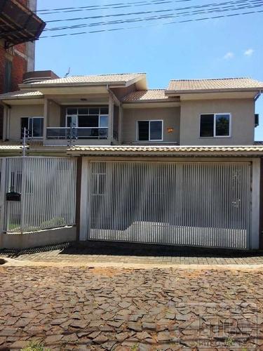 Casa Com 3 Dormitórios À Venda Com 300m² Por R$ 2.000.000,00 No Bairro Centro - Foz Do Iguacu / Pr - R 1322