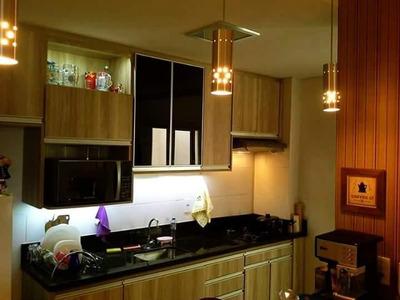 Apartamento Com 1 Dormitório À Venda, 57 M² Por R$ 270.000 - Higienópolis - São José Do Rio Preto/sp - Ap0632