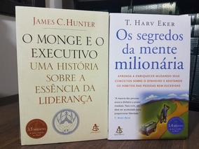 O Monge E O Executivo + Os Segredos Da Mente Milionária