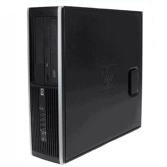 Computador Hp Elite 8200 I3 4gb 120ssd