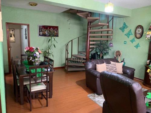 Sobrado Com 4 Dormitórios À Venda, 120 M² Por R$ 850.000,00 - Mooca - São Paulo/sp - So0325