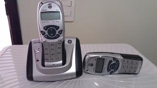Telefone S/fio Ge (não Funcionam,para Retirar Peças)