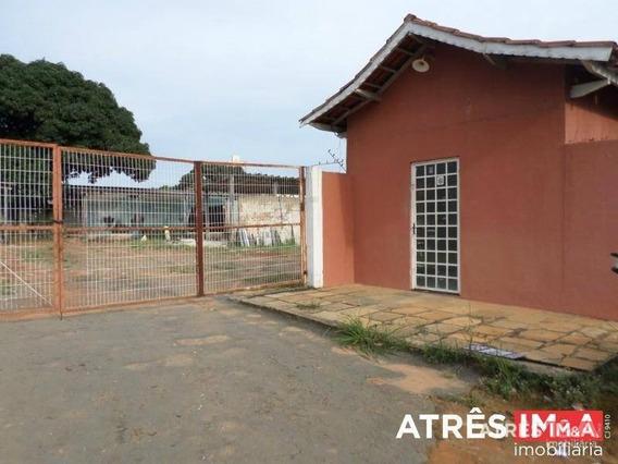 Terreno Comercial Para Locação, Vila Rosa, Goiânia - . - Te0013