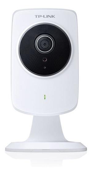 Câmera Tplink Cloud Nc220 Visão Noturna Wifi 300mb 640 X 480