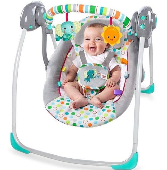 Columpio Musical Para Bebe Hamaca 3 Velocidades Tiendamibebe