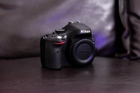 Kit Câmera Nikon D5100 + Cartão 32gb + Lente 18-55