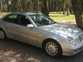Mercedes Benz Clase E Excelente Estado
