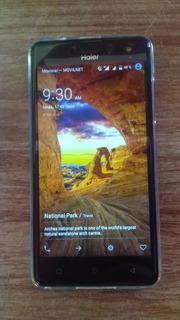Teléfono Android Doble Sim 4g Lte Marca Haier G7