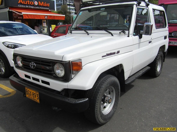 Toyota Land Cruiser I4500