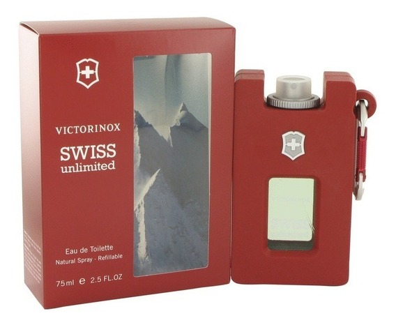 Perfume Victorinox Swiss Unlimited Masculino 75ml Edt