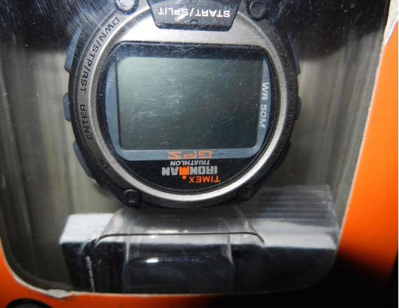 Timex Ironman Triatlón Gps Global Trainer/heart Rate Monitor