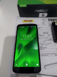 Motorola Moto G6 Xt1925 Dual Nota Fiscal 4g 32gb Garantia