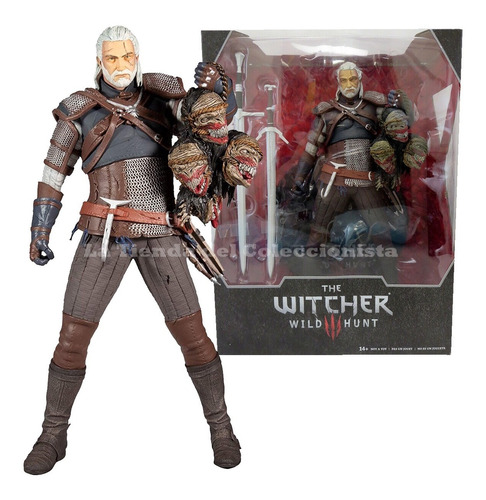 The Witcher Geralt Grandmaster Ursine Figura Dark Horse