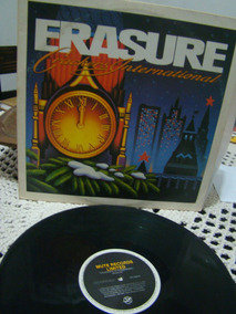 Lp Erasure, Crackers International