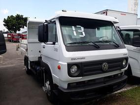 Vw 10160 Delivery 2013 Caçamba