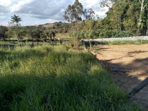 Imagem 1 de 3 de Cod - 5634 -  Terreno Em Ibiúna - 5634