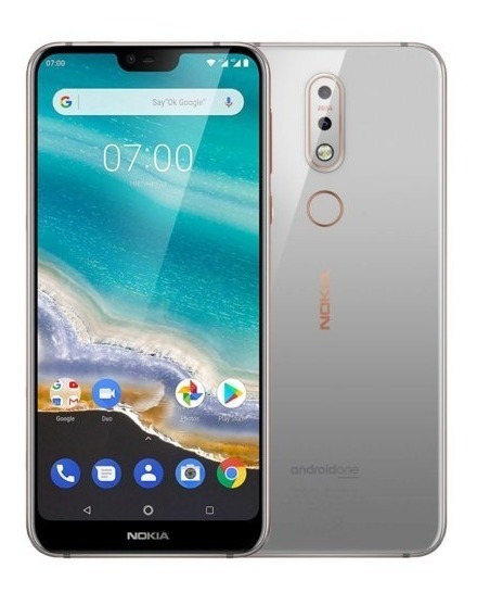 Nokia 7.1 64gb Pantalla Full Hd 5.84 12mp Snap 636
