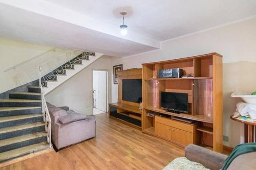 Sobrado Com 3 Dormitórios Para Alugar, 170 M² Por R$ 2.200,00/mês - Campestre - Santo André/sp - So1512