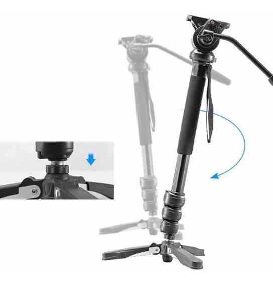 Monopé / Tripe Weifeng Wf 3978 Cameras E Filmadora Até 5kg