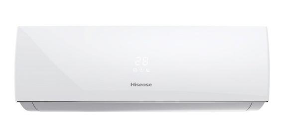 Aire acondicionado Hisense split frío/calor 3000 frigorías blanco HIS35WCO