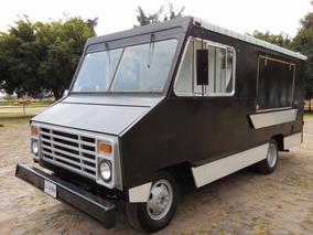 Chevrolet Vanette 1994 Food Truck Food Truck Vanette Vanette