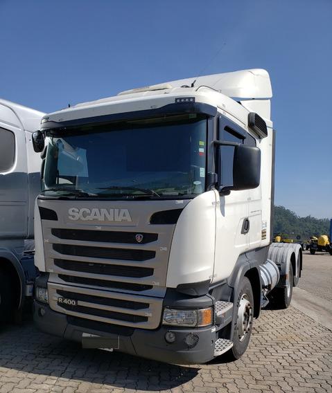 Scania R400 6x2 Opticruise Automatica 2017 / Financiamos