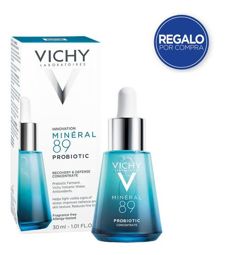 Imagen 1 de 11 de Vichy Minerál 89 Probiotic Fractions Serum Reparador 30ml