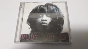 Ruby Turner - Suspicious Again [2cd] Anita Baker/chaka Khan