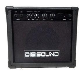 Amplificador De Guitarra Digisound 15w