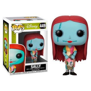 Funko Pop! Sally 449 Disney Muñeco Original