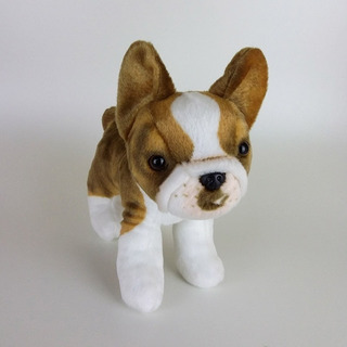 Cachorro De Pelúcia Bulldog Francês Pequeno
