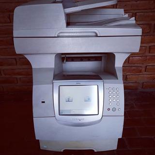 Impresora Laser Multifunción Monocromática Lexmark E644