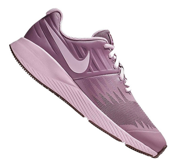Tênis Nike Star Runner Feminino Menina Rosa 907257500