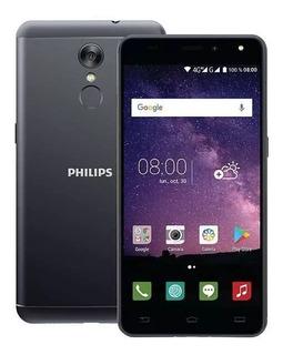 Smartphone Philips Original S359 Preto Nf Pronta Entrega