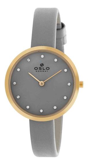 Relógio Oslo Sapphire Feminino Ofgscs9t0002 I1gx Sapphire Slim