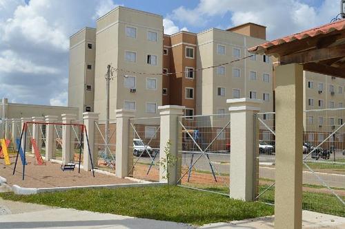 Apartamento À Venda, 45 M² Por R$ 130.000,00 - Jardim Betânia - Cachoeirinha/rs - Ap0796