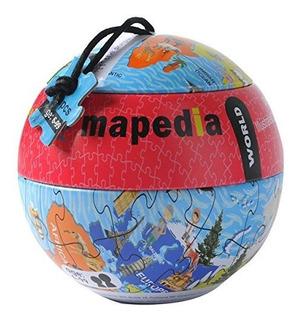 La Vaca Púrpura Mapedia Mapa Mundial